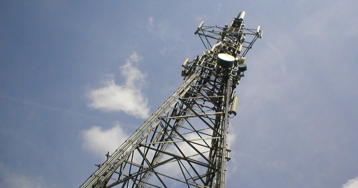 Radio Tower by Phil Edmonds
