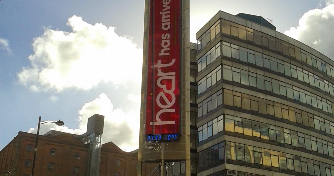 HEart has arrived Billboard