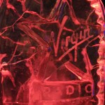 Virgin Radio in Ice by Adam Bowie