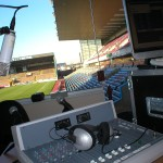 Football Stadium Radio Studio