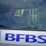 BFBS Radio's outside broadcast by Peter Murray-Russell